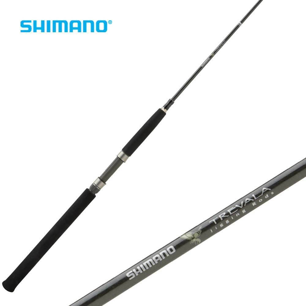 Shimano Trevala Spinning Rod TVS66MH2 6'6 Medium Heavy 2pc