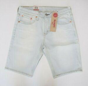 34ec4fc6 Light Blue Levis Men's 511 Slim Shorts : 365150070 | eBay