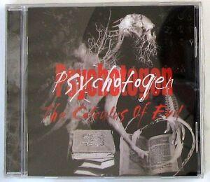 PSYCHOTOGEN-THE-CALCULUS-OF-EVIL-CD-Sigillato