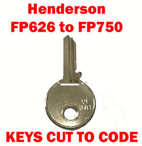 2-x-Henderson-FP626-to-FP750-Garage-Door-Replacement-Keys-Cut-to-Code