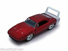 1969 Dodge Charger Daytona Hard Top 1:32 Scale Diecast Jada 96929-3 Red