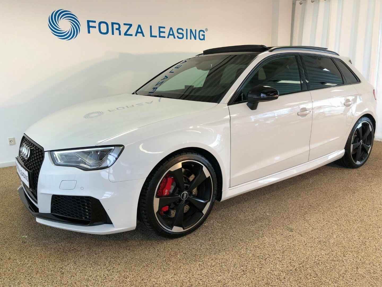 Audi RS3 2,5 TFSi SB quattro S-tr. 5d