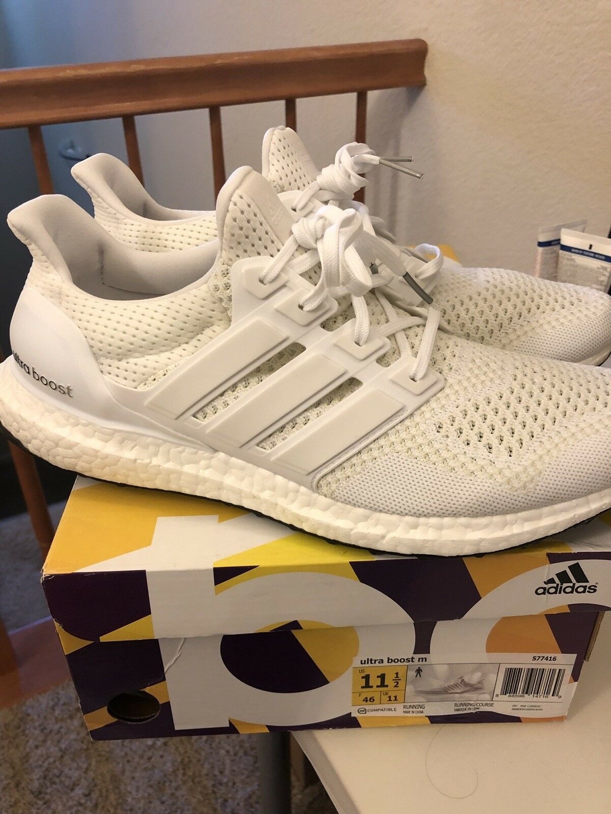 Adidas s77513 - 1,0 - weiße s77513 Adidas größe 11,5 ankurbeln 8d1db9