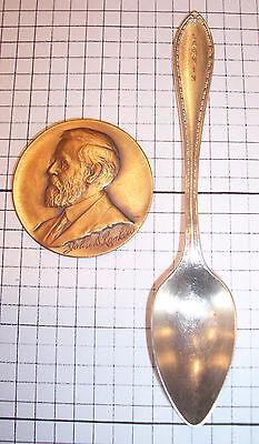 1925 Larkin Soap Co Julio Kilenyi Whitehead Hoag Advertising Bronze Medal Coin