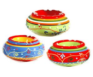 Sturmaschenbecher-13-5-cm-Windaschenbecher-Dolomite-Keramik-Aschenbecher-WOW