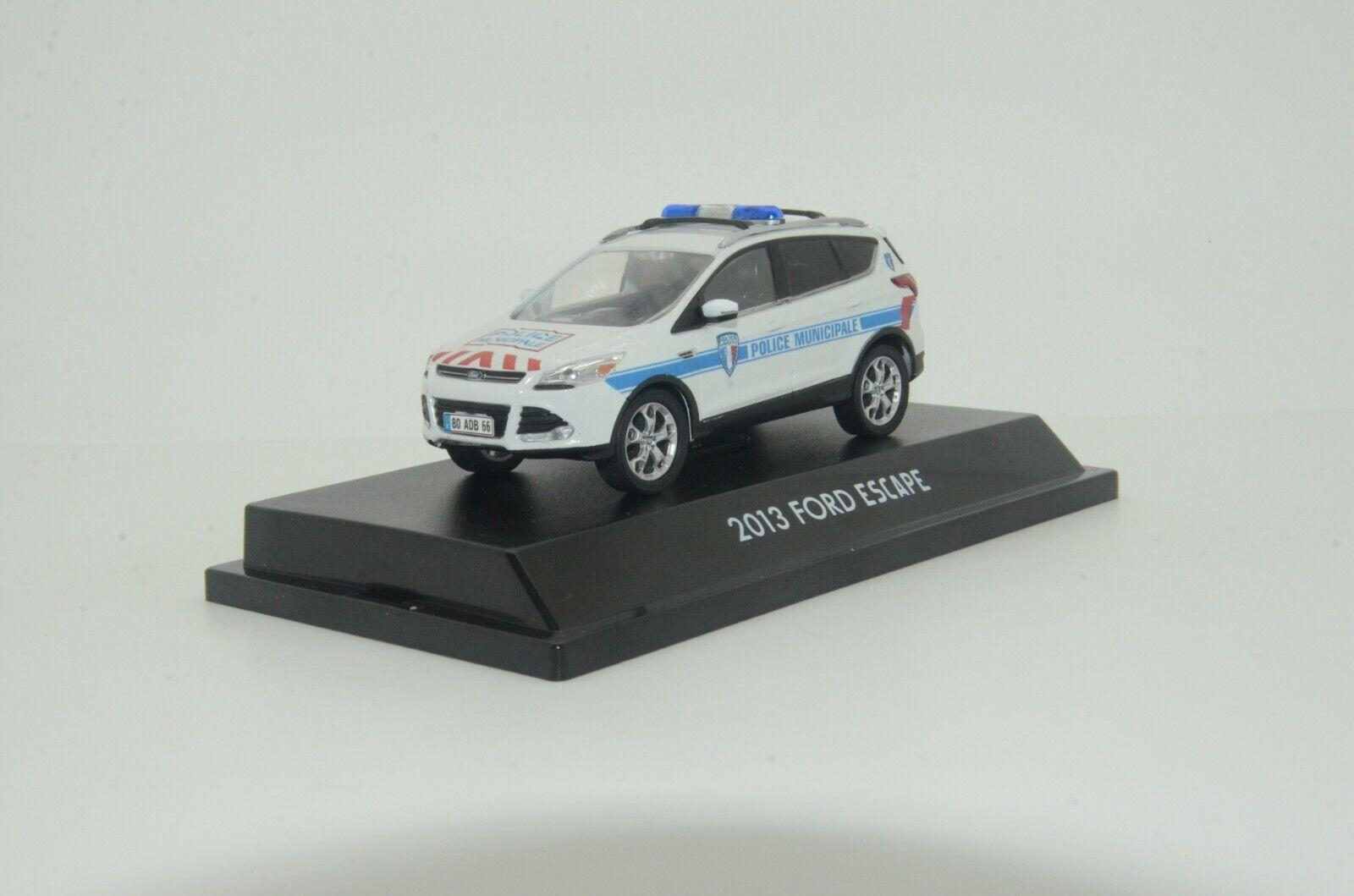 RARE     Ford Escape France Police Municipale Custom Made 1 43