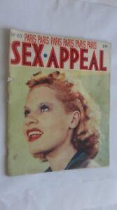 Revista-Dibujada-Sex-appeal-N-63-Paris-Octubre-1938-ABE