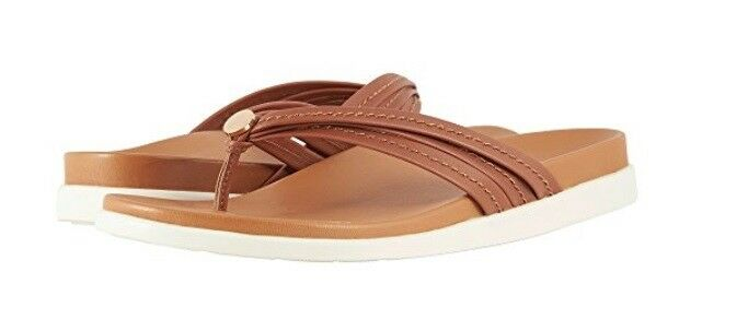 NEW WOMEN VIONIC SANDAL PALM CATALINA AUTHENTIC TAN  LEATHER UPPER AUTHENTIC CATALINA ORIGINAL a97fd6