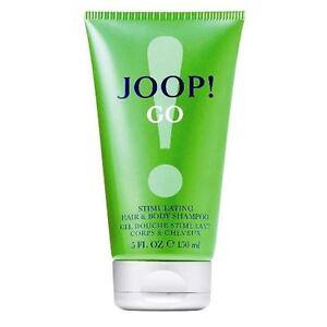 JOOP-GO-stimolante-Hair-amp-Body-Shampoo-150ml-SENZA-CONFEZIONE-Rivenditore-Regno-Unito