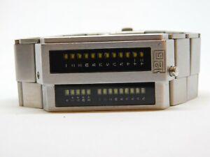 TOKYOFLASH-SEAHOPE-ELEENO-12-5-9-L-Quartz-LED-Men-039-s-Watch