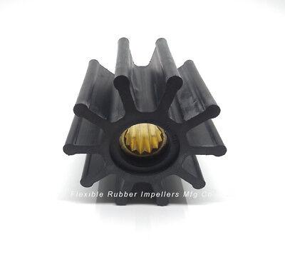 Jabsco Impeller 17937-0001 Sherwood 18200K YANMAR 127610-42200 VOLVO PENTA 35884