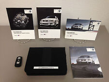 2012 BMW M3 Coupe Convertible 328i 335i xDrive 335is OEM Owner Manual w/ Key FOB