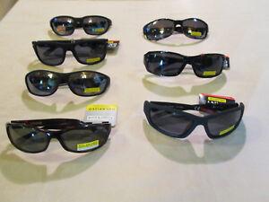 f7a298ce71 Men s FOSTER GRANT Wrap Polarized Sunglasses 100% UVA UVB NEW CHOICE ...