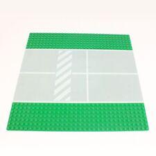 Lego Straßen Platte base plate road 32x32 2358 p02 Gerade 6551 6339 - PL116