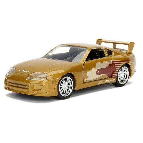 Details about  /Toyota Supra Slap Jack Fast /& Furious 1:32 Jada modelcar diecast 19