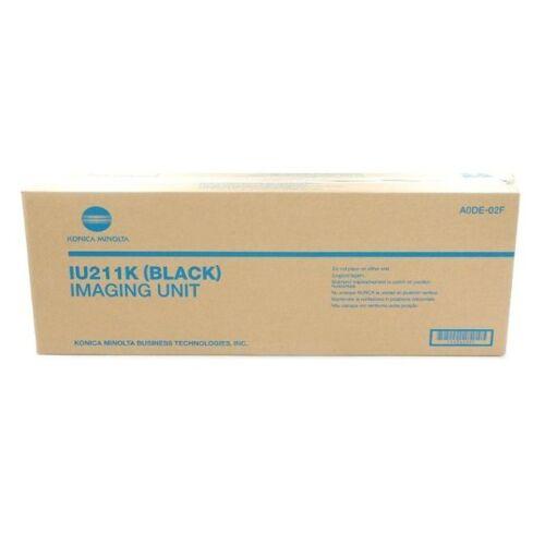 C253 Black Imaging Unit IU211K A0DE02F Genuine Konica Minolta BIZHUB C203
