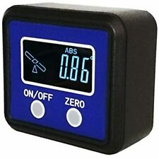 Angle Gauge Eoutil Digital Protractorinclinometerangle Finder With V Groove