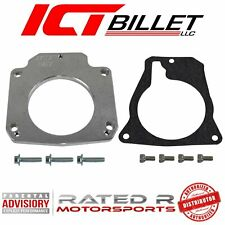 LS3 4 Bolt Intake to LS1 3 Bolt TB With Gasket DBC 551511XG LS Throttle Body Adapter
