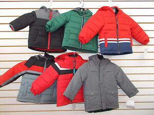 Toddler Boys London Fog Assorted Jackets Size 3T