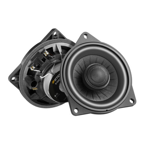 Eton b-100 x CN bmw Plug /& Play Single Center coaxial altavoces sistema 10 cm