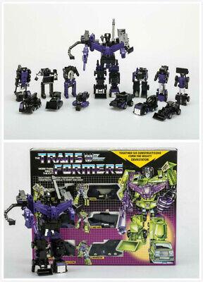 Transformers G1 Reissue Decepticon SQUAWKTALK BEASTBOX Robots Christmas Kids Toy