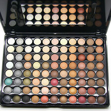 New 88 Color Matte Shimmer Warm Professional Eyeshadow Eye Makeup Palette