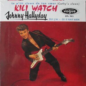 JOHNNY-HALLYDAY-034-LE-P-039-TIT-CLOWN-DE-TON-C-UR-034-CD-4-TITRES
