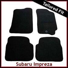 Subaru Impreza Tailored Fitted Carpet Car Mats (1993 1994...1997 1998 1999 2000)