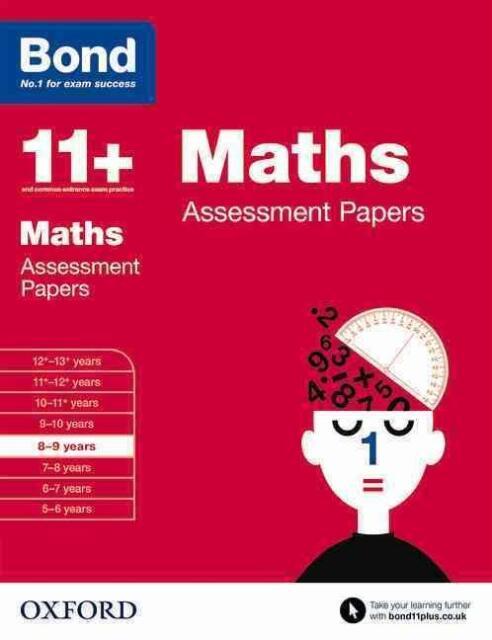 Bond 11+: Maths: Assessment Papers von Andrew Baines, J. M. Bond und Bond...