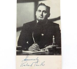 c1940s-AMERICAN-OPERATIC-TENOR-RICHARD-TUCKER-HANDSIGNED-CARD-LOBBY-CARD