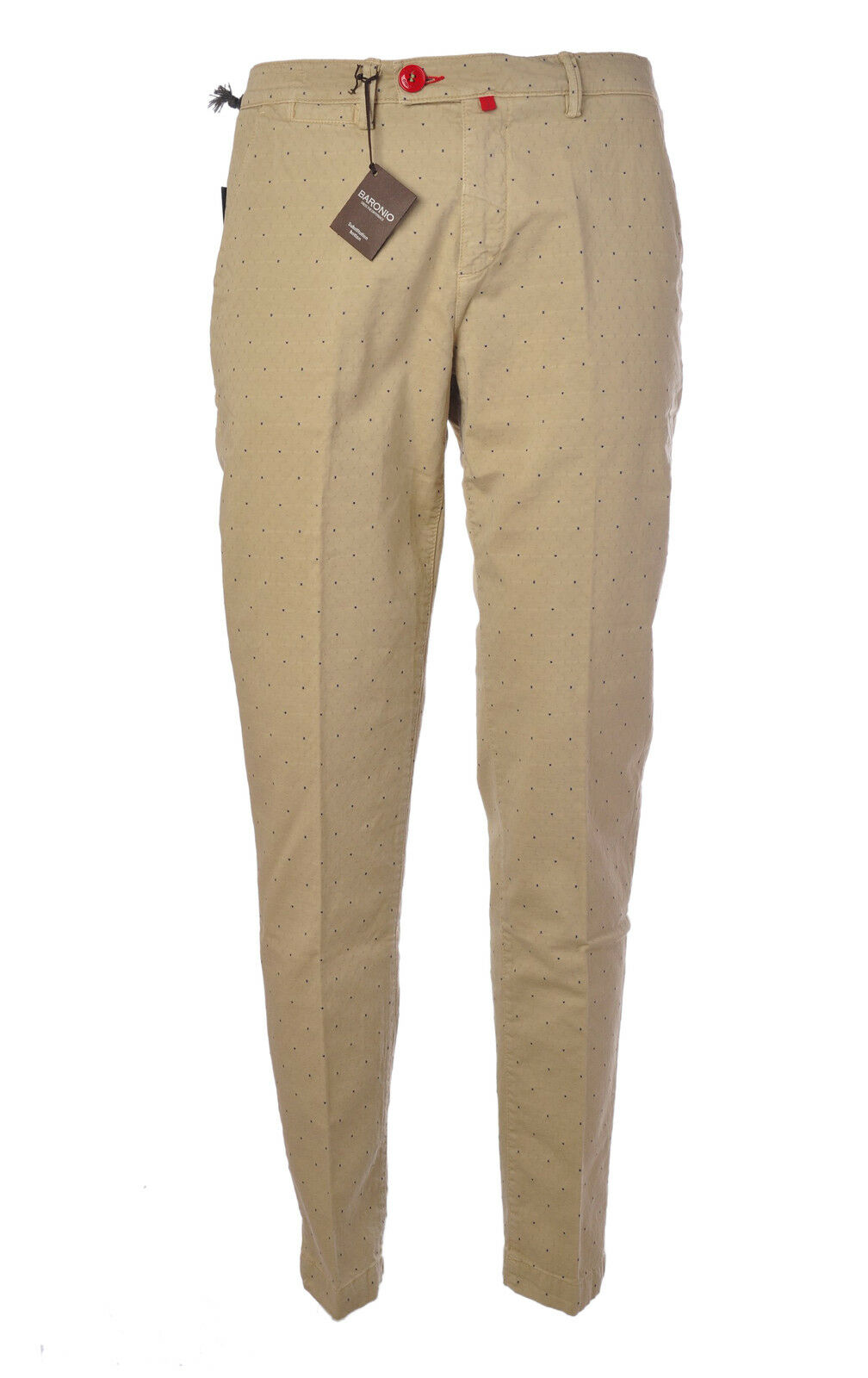 Baronio  -  Pants - Male - 38 - Beige - 1791322C165832