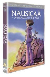Nausicaa-of-the-Valley-of-the-Wind-DVD-Region-2