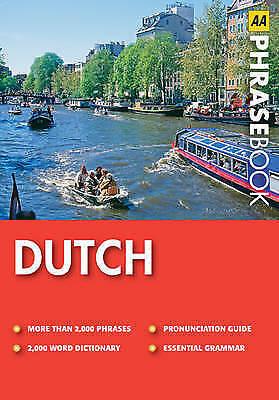 Dutch by AA Publishing (Paperback, 2009)