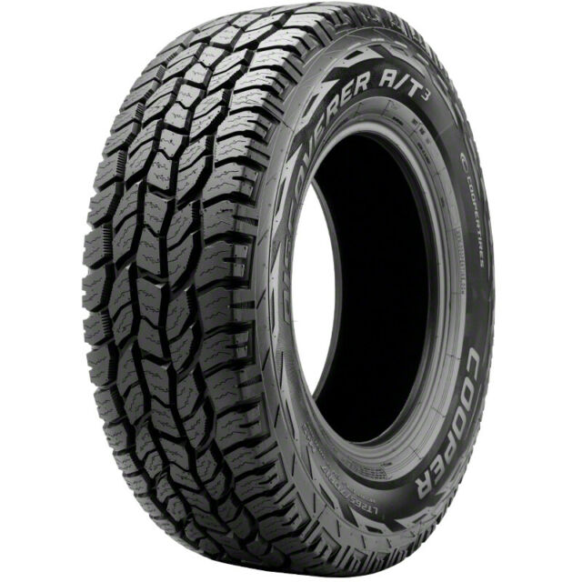 1 New Cooper Discoverer A/t3  - 265x60r18 Tires 2656018 265 60 18
