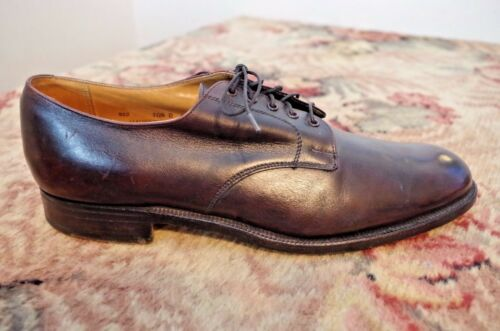 3483a53f1e4 2 of 6 Mens Brooks Brothers Made In England Dress Oxford Right Shoe Only  Amputee