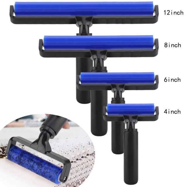 5 Pcs Manual Tool Black Plastic Flat Tip Anti-static Tweezer 12cm Long N3
