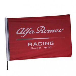Alfa-Romeo-Racing-Team-Flag