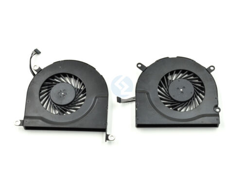 """NEW Left and Right Cooling Fan for 17/"""" Apple MacBook Pro 17/"""" A1297 2009 2011"""