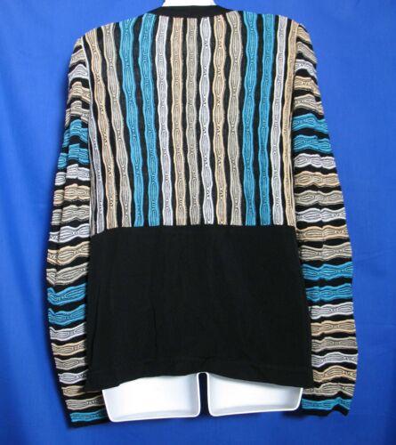Beige Nwt Black Ny Misook Size Turkis Xs Jacket w0w8IU