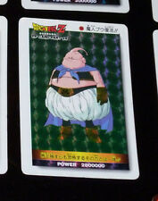 DRAGON BALL Z DBZ AMADA RARE PP CARD PART 24 PRISM CARDDASS CARTE 1039 HARD **