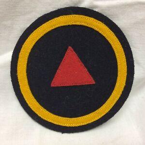 Vtg-Military-Patch-Artillery-Observer-2nd-Class-Insignia-1908-1941-Binaural
