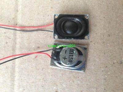 2pcs 20*27mm 8Ohm 8Ω 1.5W small Speaker Loudspeaker