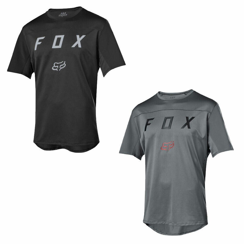 Fox Flexair SS Moth JERSEY 2019uomoica Corta Top Mountain bicicletta MTB RACING
