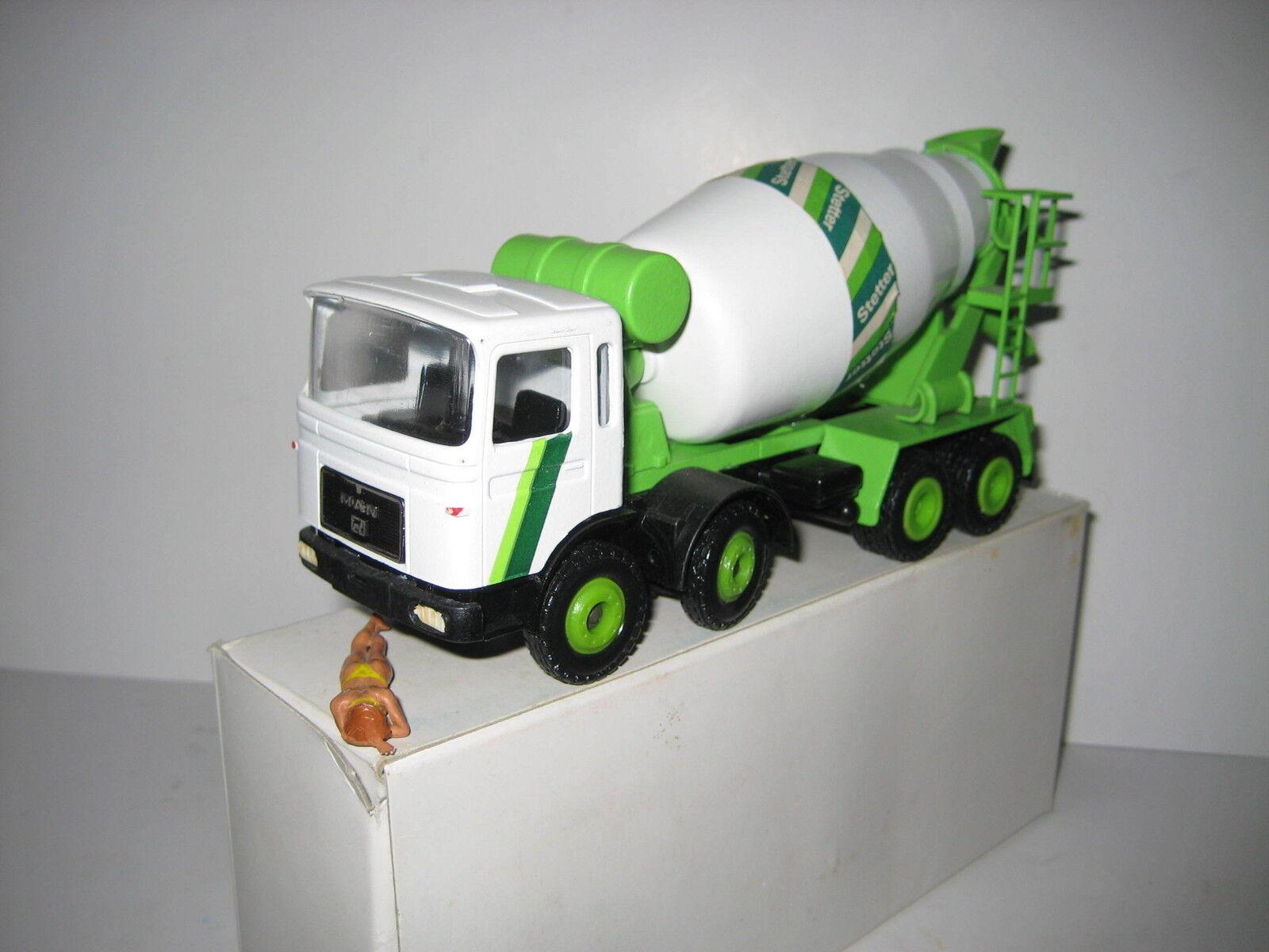 Si F 8 4-ACH Stetter betoniere #3164.1 Conrad 1:50 OVP RAR