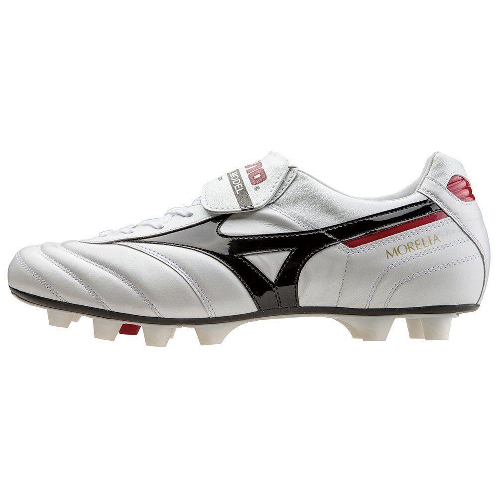 MIZUNO Soccer Footbtutti Spike sautope MORELIA 2 P1GA1501 09 bianca US927cm