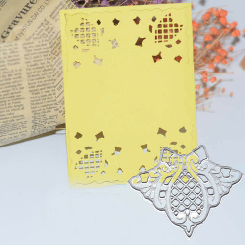 Metal Cutting Dies Embossing Stencils Die Card Paper Craft Scrapbooking Album