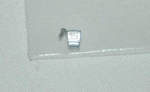 BREITLING AEROSPACE LÜNETTE REITER 15 TITAN B132 RIDER TAB MIT SCHRAUBE