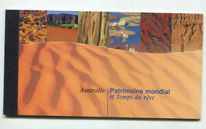 S10509) United Nations (Geneve) MNH 1999, Australia Booklet