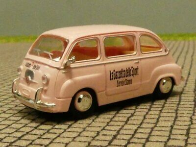 1//87 Brekina Fiat Multipla Corriera de la Sport 22464
