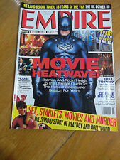 EMPIRE MAG #96 JUN 1997 DONNIE BRASCO BATMAN & ROBIN ALEC BALDWIN TIM ROTH